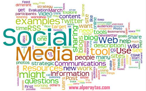 Sosyal medya kadir has üniversitesi