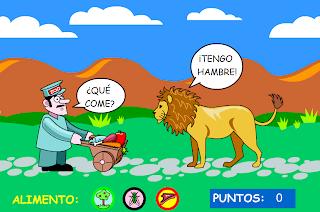 http://primerodecarlos.com/SEGUNDO_PRIMARIA/noviembre/carnivors_herbivoros.swf