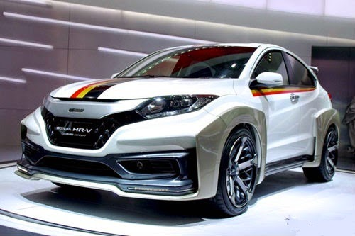 Foto Honda HR-V Muggen