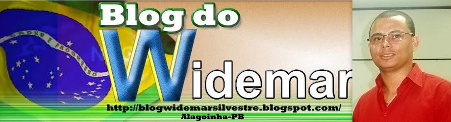 BLOG DO WIDEMAR