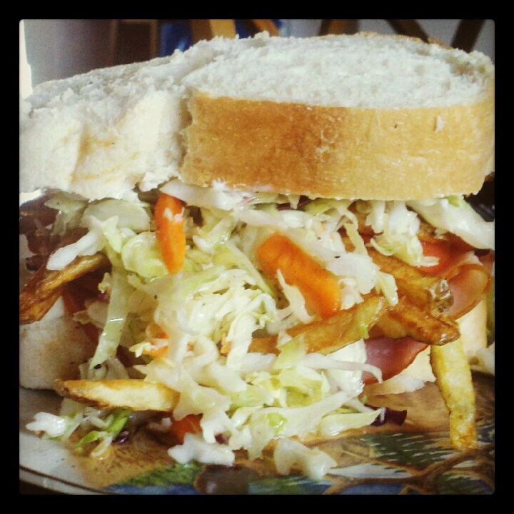 It's Easier Than You Might Think: Copycat Primanti Brothers Sandwich