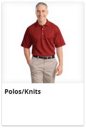 Custom Polos
