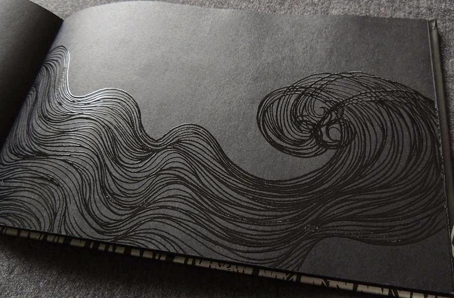 Czarna książka kolorów
