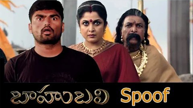 Watch Fan Made Baahubali Spoof | Venkata Krishna Chikkala