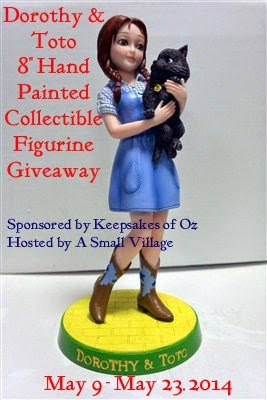 Oz Collectible Figurine Giveaway