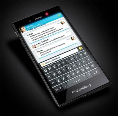 BlackBerry Z3 'Jakarta' Resmi Diperkenalkan