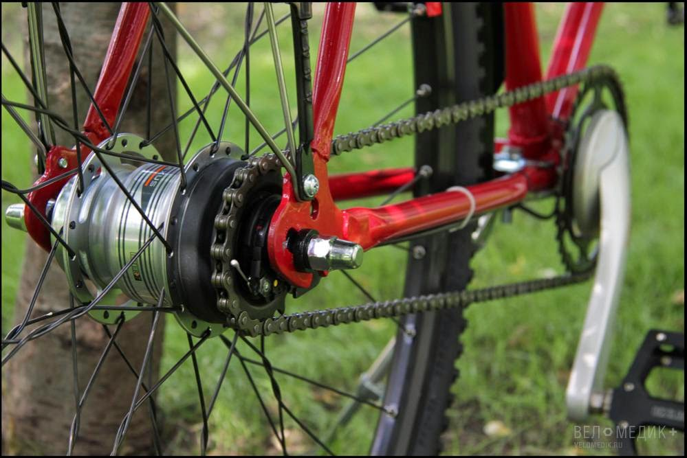 Как модернизировать велосипед своими руками 6