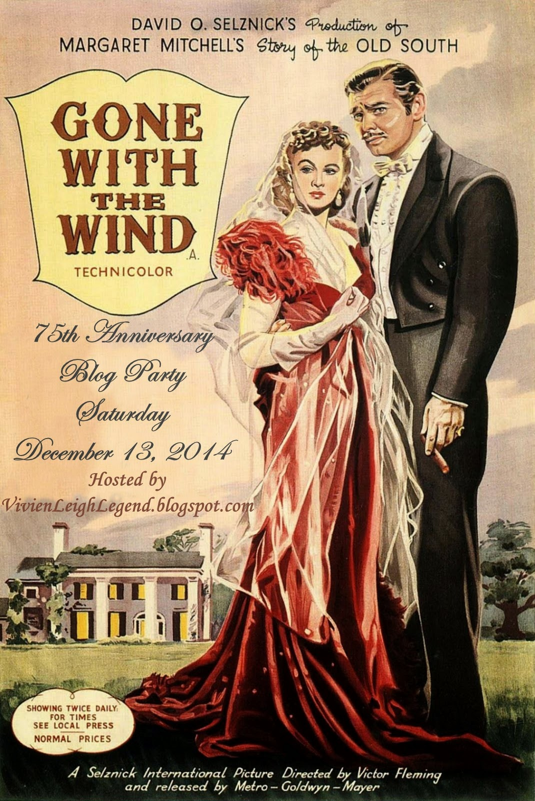 Gone With The Wind Blog Party