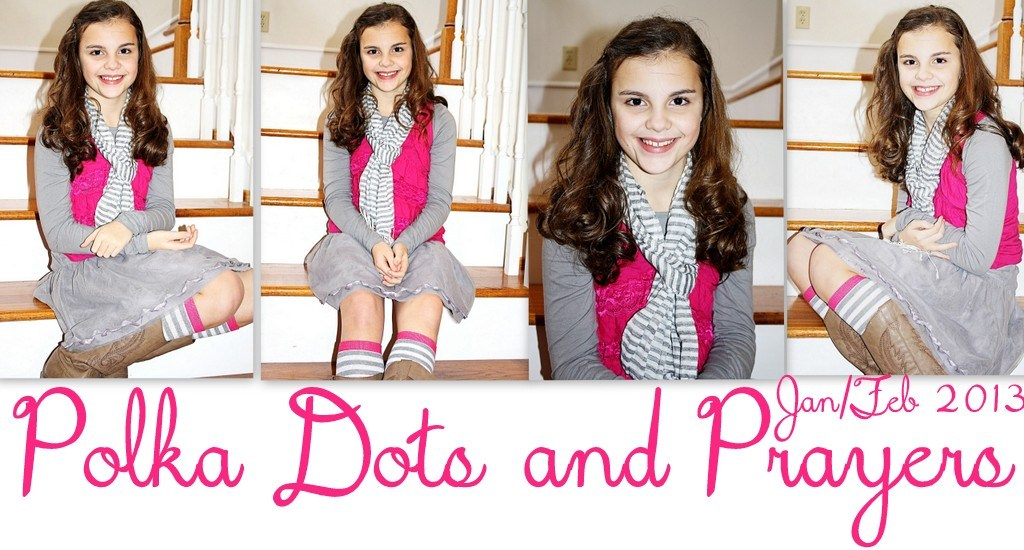 Polka Dots & Prayers