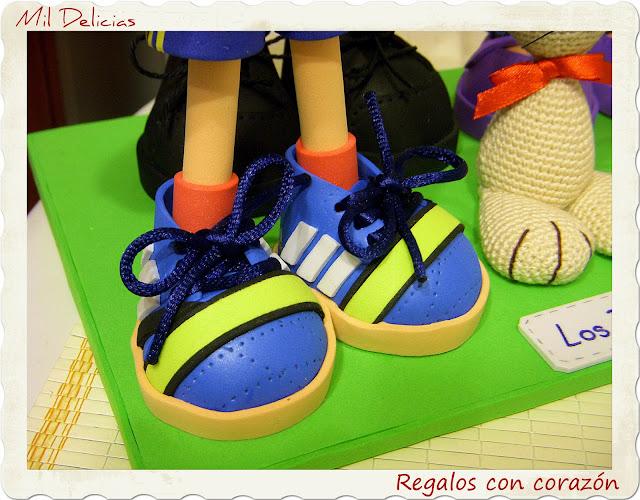 Zapatillas goma eva personalizadas