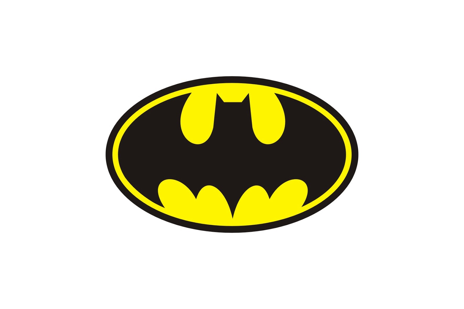 batman logo template cake ideas and designs