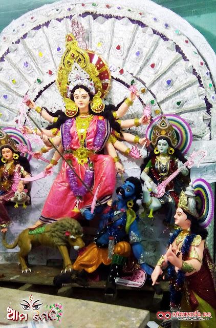 Ama Medha: Suman Chhaka Durga Medha 2015, Kendrapara - Photo By Pankaj Kumar Das