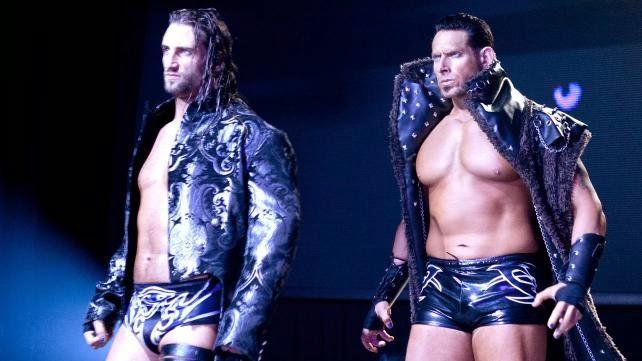 Znalezione obrazy dla zapytania Bram WWE THE ASCENSION