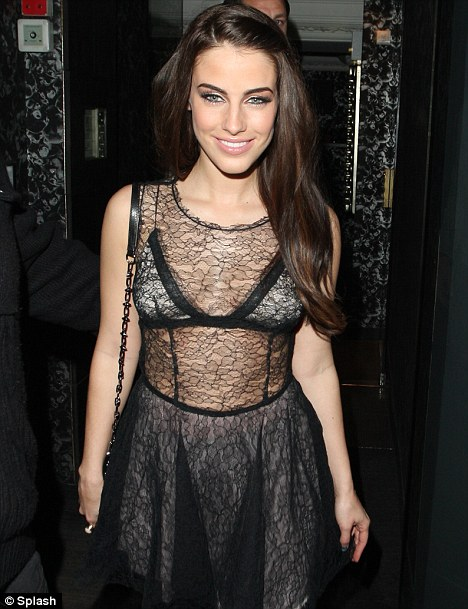Jessica Lowndes, DJ Ironik, 90210's Jessica Lowndes, Embassy Club in London, Jessica flashed her bra, Hollywood, Hollywood News, Hollywood Movie News, Hollywood Movie Songs
