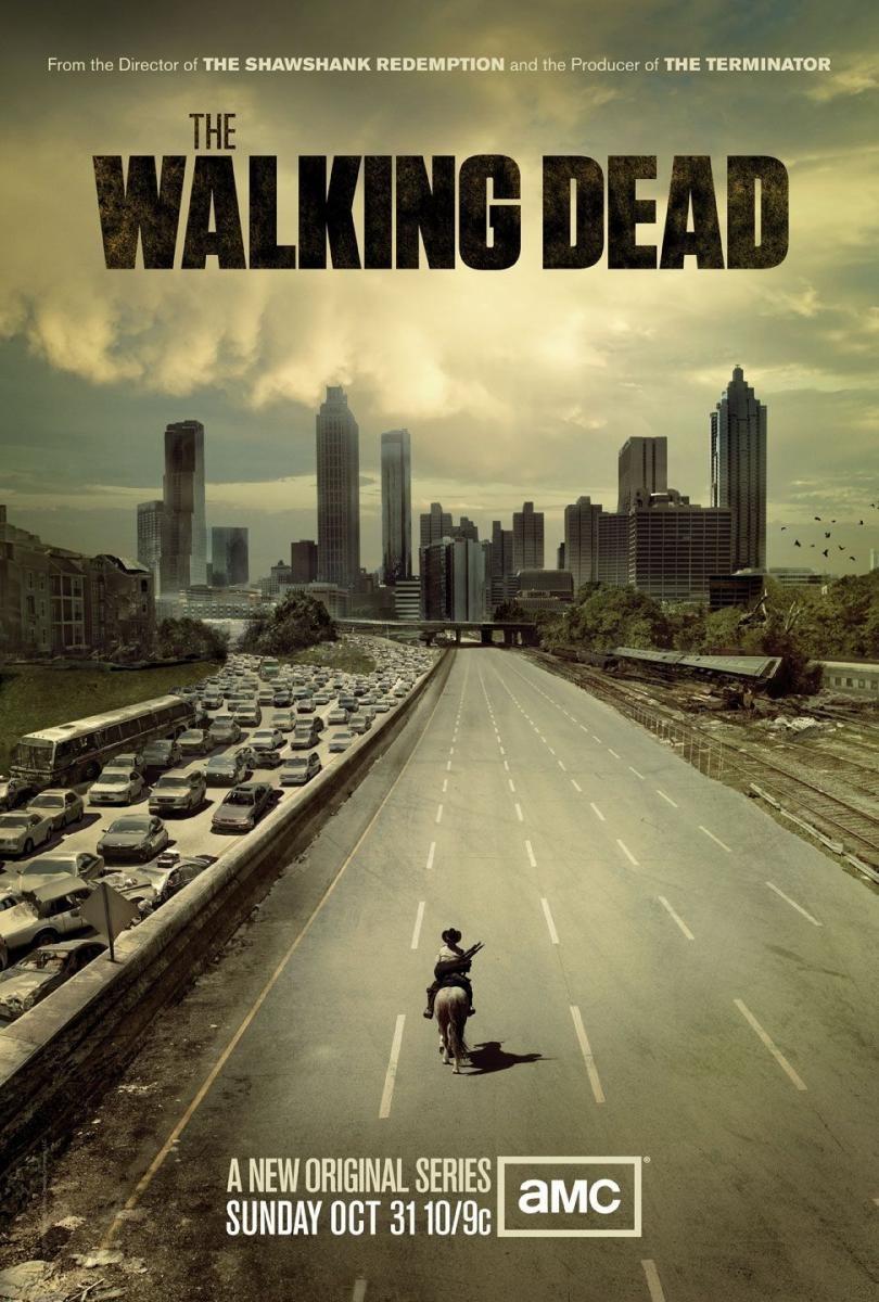 Villatomates: Las mejores series: The Walking Dead