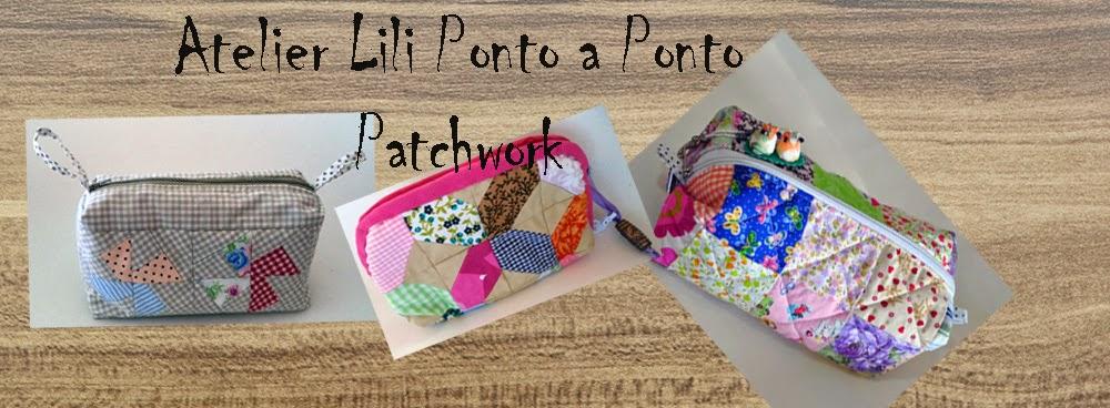Atelier Lili Ponto a Ponto Patchwork