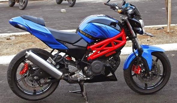new yamaha byson 2014 modif
