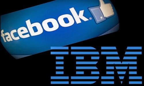 Melhor empresa de tecnologia, IBM, Facebook