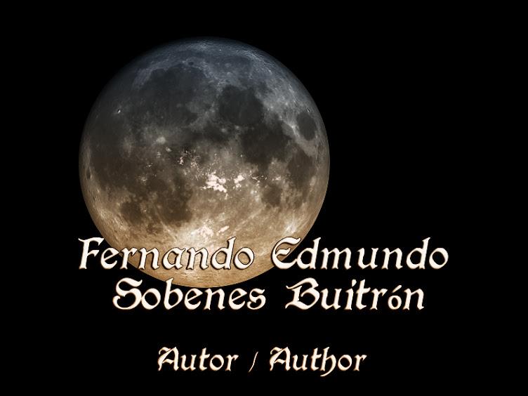 BLOG DEL ESCRITOR: FERNANDO EDMUNDO SOBENES BUITRÓN
