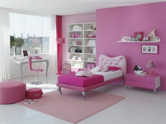 Designs For Teenage Bedrooms