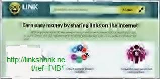 موقع  linkshrink. اربح من الأنترنيت عبر اختصار الروابط
