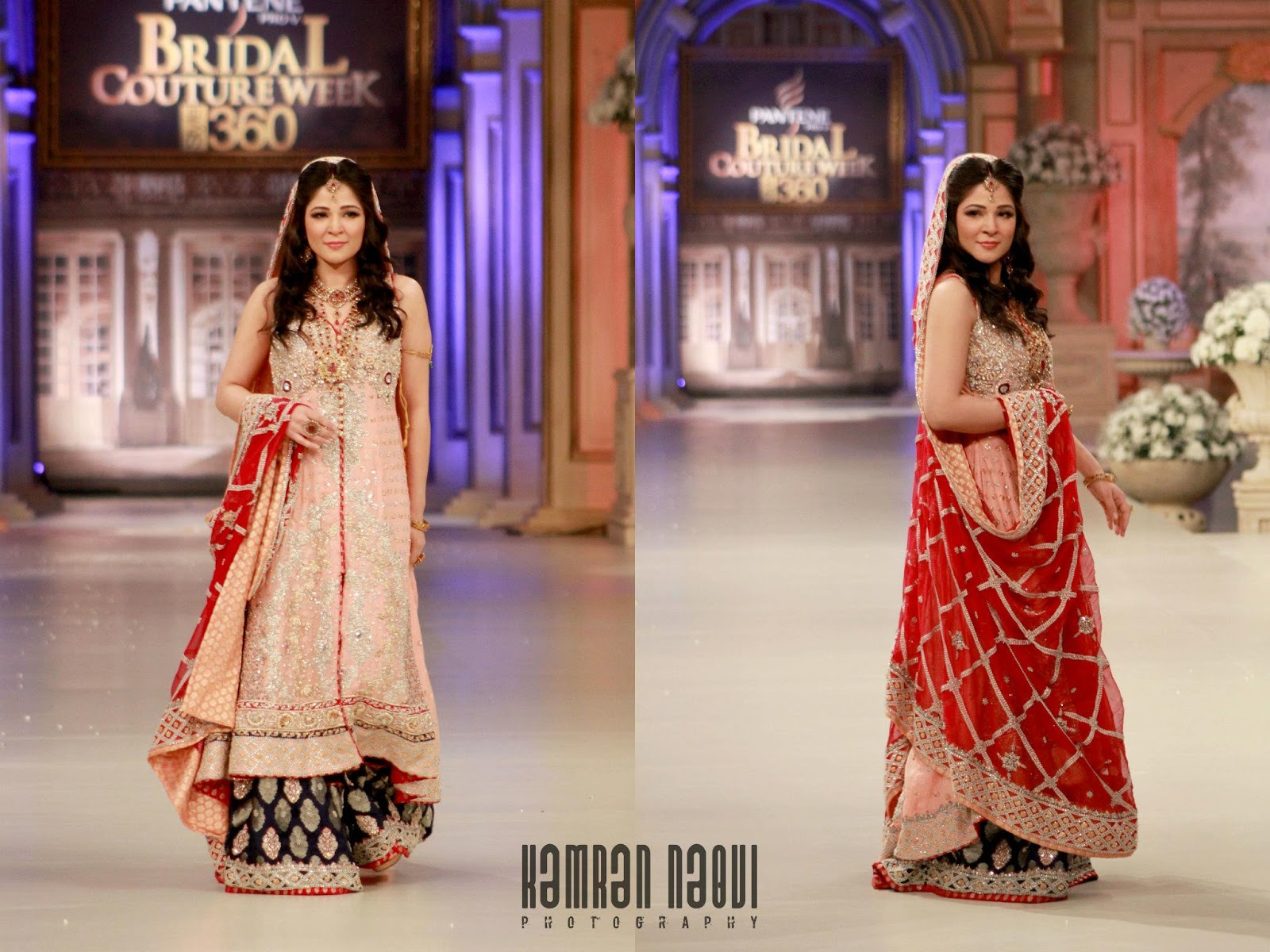 Pantene Bridal Couture Week 18th March 2013 By Style 360 - Fashion Photos
