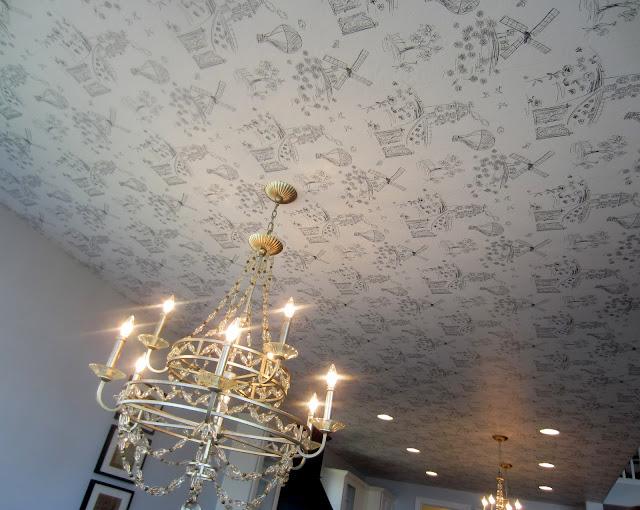 Ceiling Wallpaper Designs Joy Studio Design Gallery