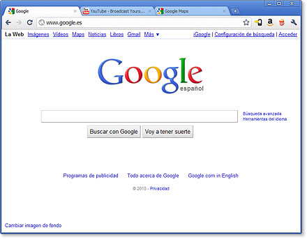 descargar el instalador de google chrome