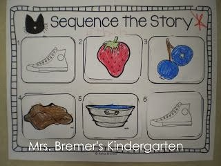 Pete The Cat Sequencing Pictures