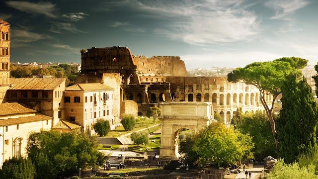 Colosseum Rome Tourist City