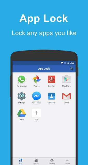 Download AppLock Pro - Smart AppProtect v3.16.4 Apk For Android