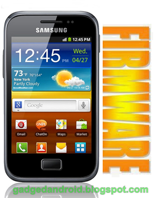 Cara Flash Samsung Galaxy Mini 2 GT-S6500