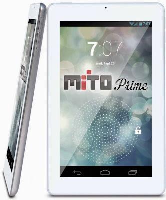 Harga tablet Mito T330 Prime bekas