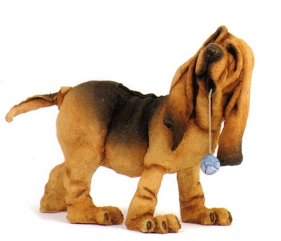 Bloodhound Puppy Picture