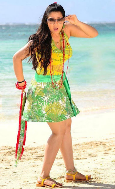 Charmi Hot Photos , Charmi Hot Beach Photos