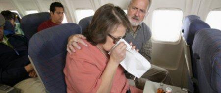 طريقة الوقاية من القي و الغثيان اثناء السفر