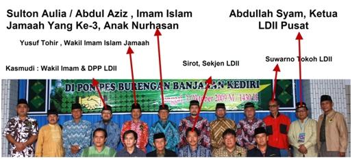 LDII Memang Islam Jamaah
