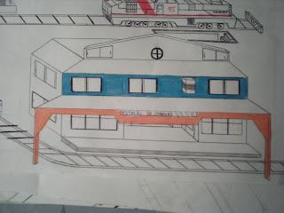 Estação de carga (desenho)