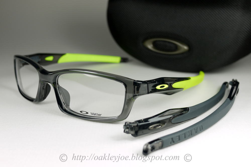 oakley brille crosslink ox 8027