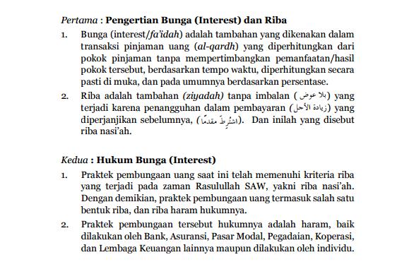 apakah koperasi Haram