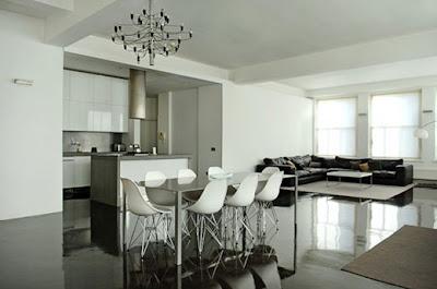 Appartement interieur idee n voor 2012 design stijl - Appartement interieur design ...