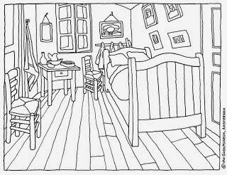 Quelli della 4 c dall 39 immagine al testo descrittivo - Van gogh la camera da letto ...