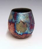POTTERY ~ Raku & Smoke Fired
