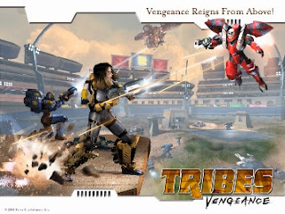 Download Game Tribes Vengeance PC Full Version