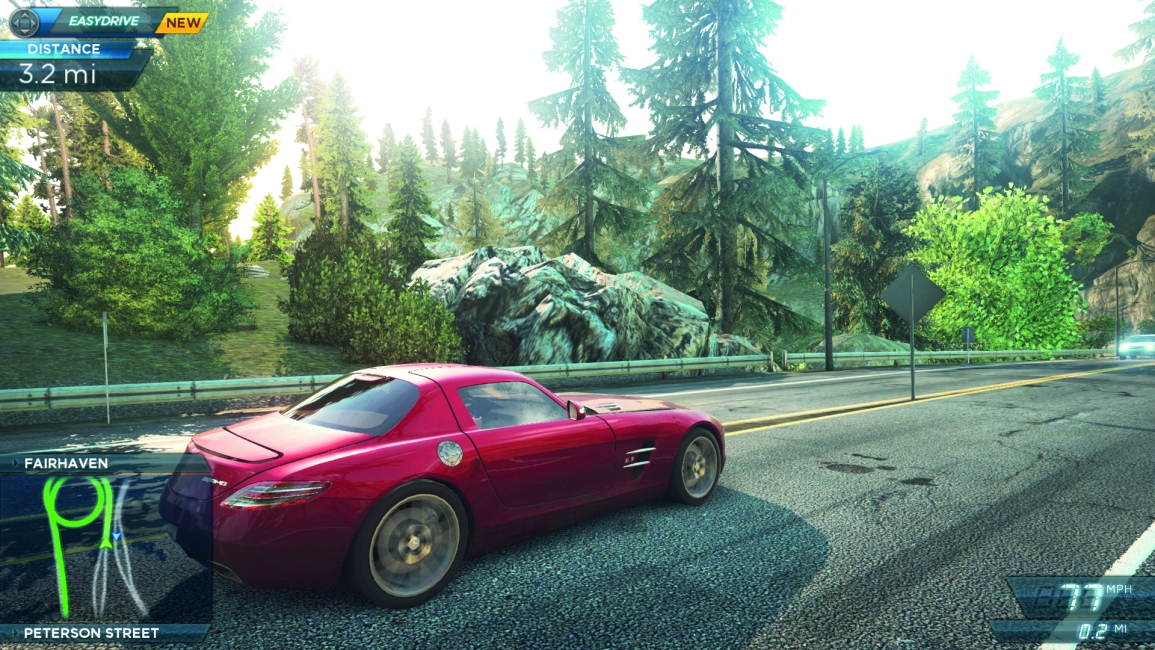 Pc Game House Mercedes Benz Sls Amg Nfs Most Wanted Location on sports car most wanted, dodge viper most wanted, bmw m3 e92 most wanted,