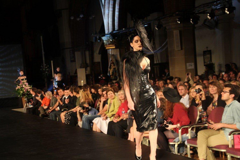 Brighton Fashion Show Roadkill
