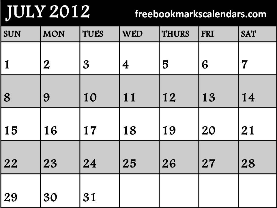 Calendar July 2013 Planner Template/page/2 | New Calendar Template ...