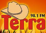 ouvir a Rádio Terra FM 98,1 Itatiba SP