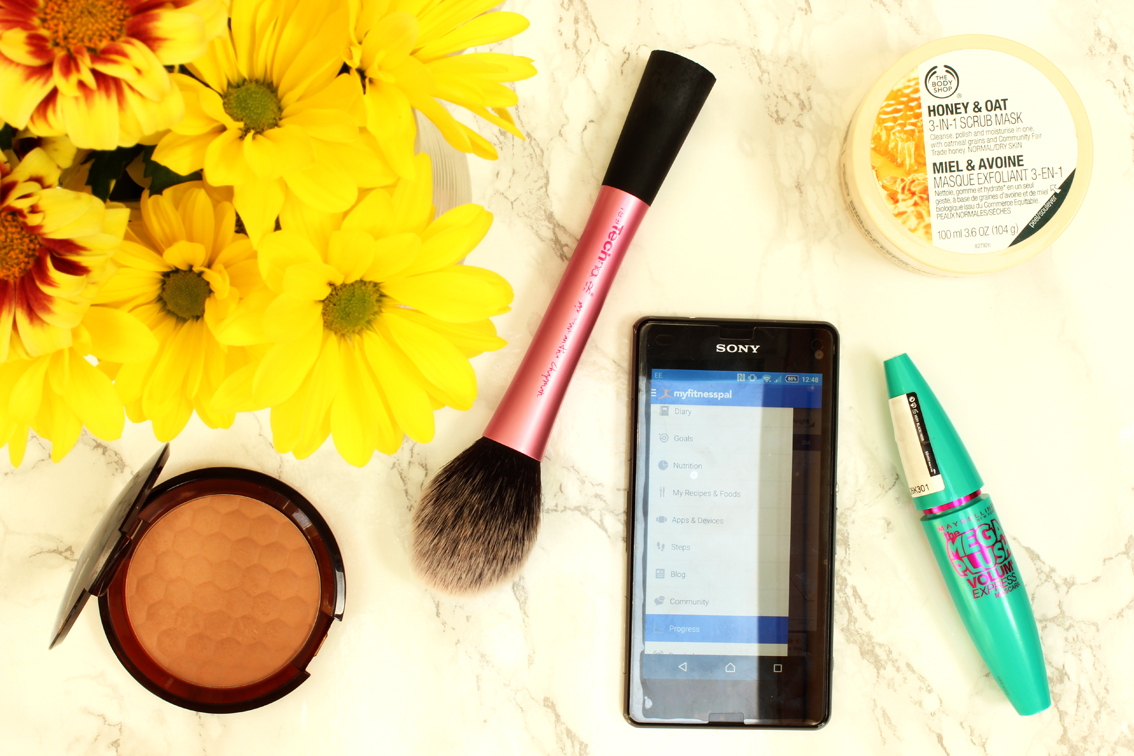 Favourite Makeup, Skincare and App of the month