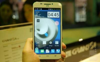 Tes Benchmark ZTE Grand S II Kalahkan Samsung Galaxy Note 3